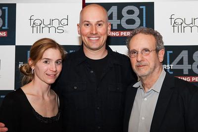 Rachel Winstrom, Eric Winstrom and Gary Sherman