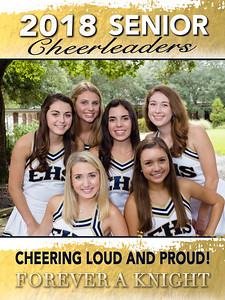 Senior Cheer Full Page Color