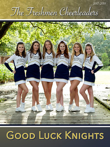 Freshman Cheer Full Color