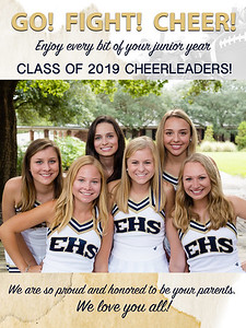 Junior Cheer Full Page Color