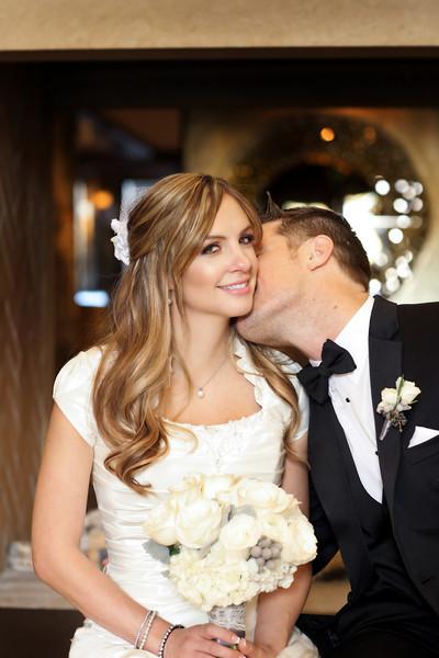 November 27, 2013 - Erin McAbery and Heath Bowen