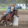 Exhibition Speed Show at Gibsonburg Saddle Club April 22, 2017