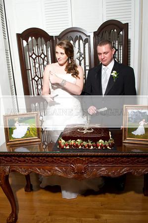 Paige and Travis Wedding010809