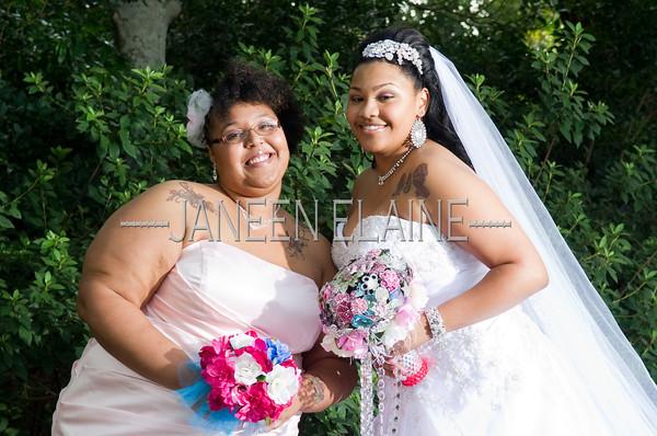 Shayla Warren Wedding010198