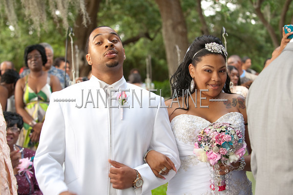 Shayla Warren Wedding010406