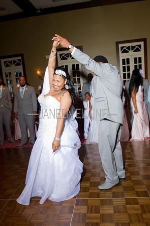 Shayla Warren Wedding010709