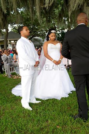 Shayla Warren Wedding010415