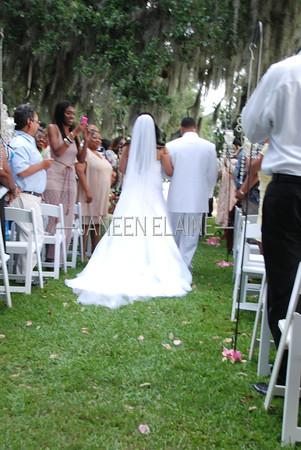 Shayla Warren Wedding010408