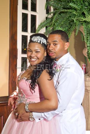 Shayla Warren Wedding010804
