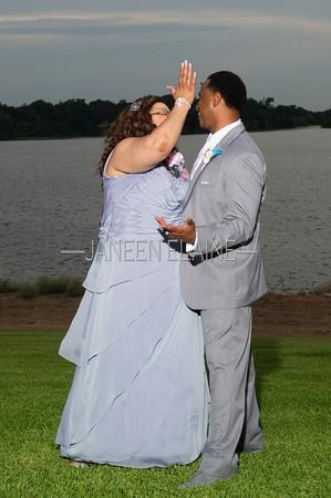 Shayla Warren Wedding010606