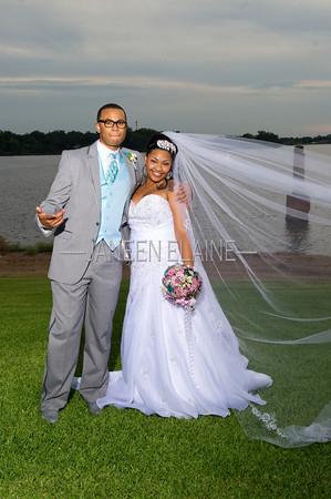 Shayla Warren Wedding010596