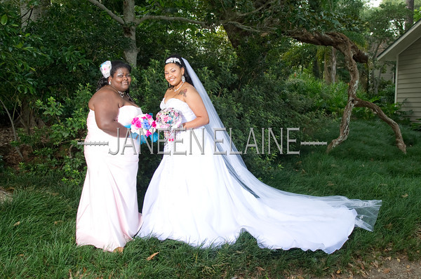 Shayla Warren Wedding010208