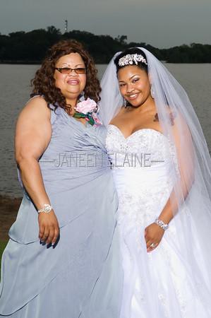 Shayla Warren Wedding010610