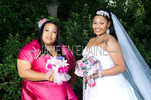 Shayla Warren Wedding010207