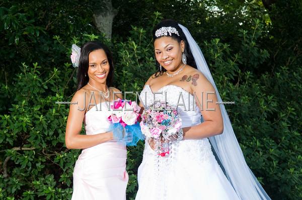 Shayla Warren Wedding010223