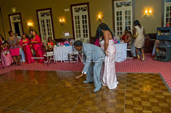 Shayla Warren Wedding010900