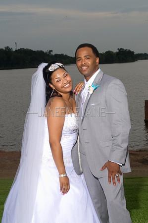 Shayla Warren Wedding010618