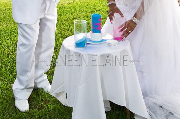Shayla Warren Wedding010515