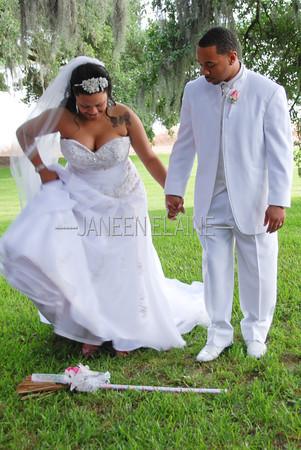 Shayla Warren Wedding010517