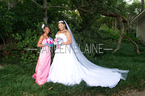 Shayla Warren Wedding010210