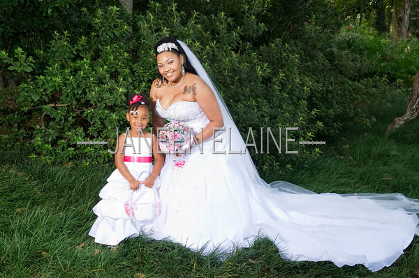 Shayla Warren Wedding010220