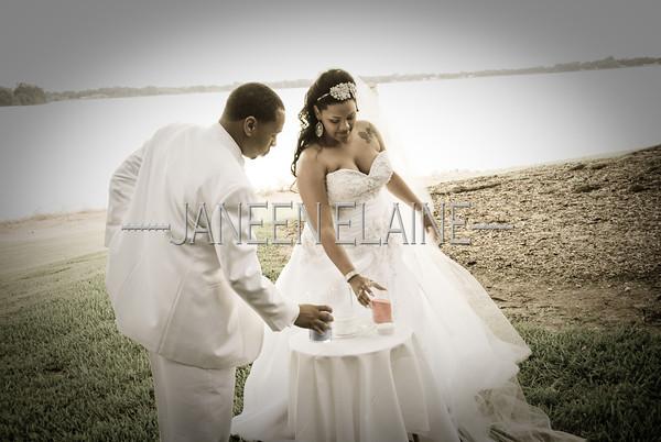 Shayla Warren Wedding010507