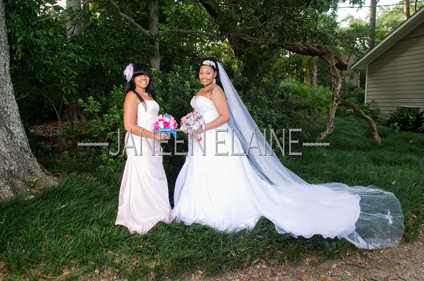 Shayla Warren Wedding010200