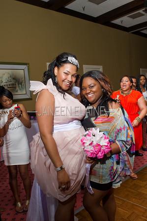 Shayla Warren Wedding010990