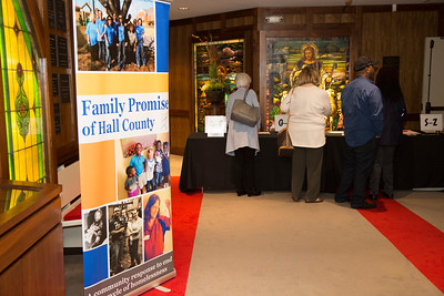 Family Promise of Hall County Promise to Give Dinner