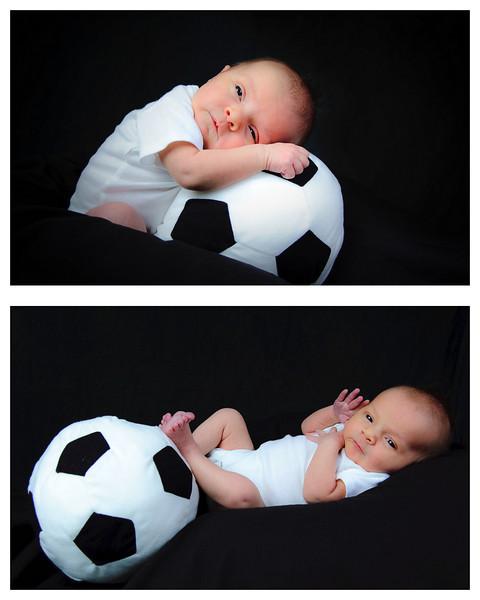 Karlee Soccer Collage
