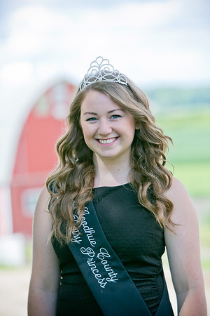 2015 Goodhue/Wabasha County Dairy Princesses