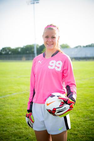 2016 Century Girls Soccer