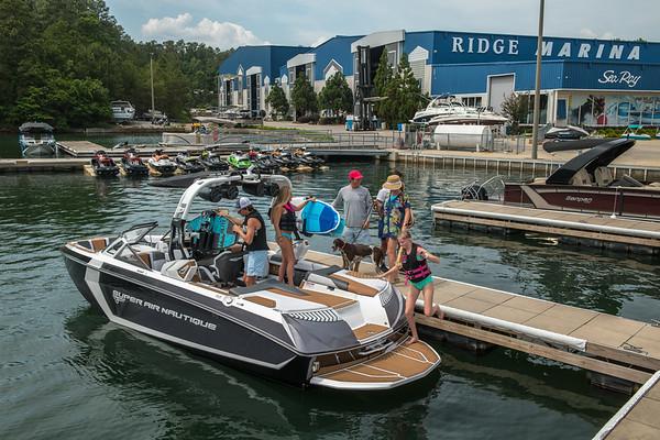 The Ridge Marina
