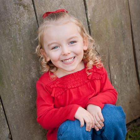 Eliana - 3 years old