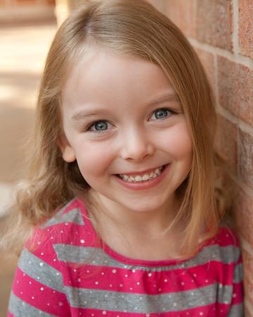 Eliana turns 4