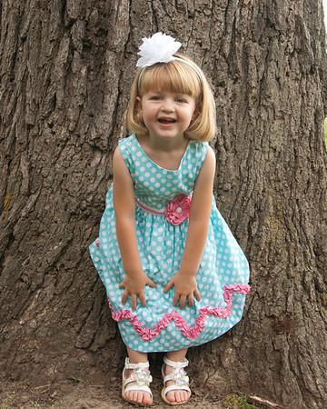 Emma turns 3