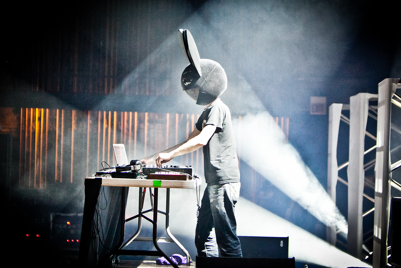 Deadmau5 and Crookers_090412_271