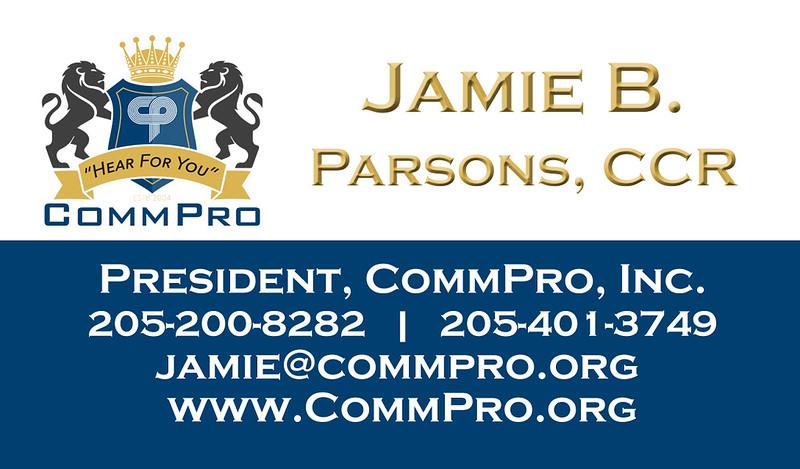 Jamie B  Parsons, CCR2