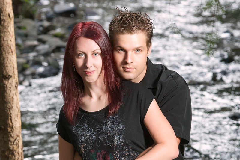 Dan and Brittany