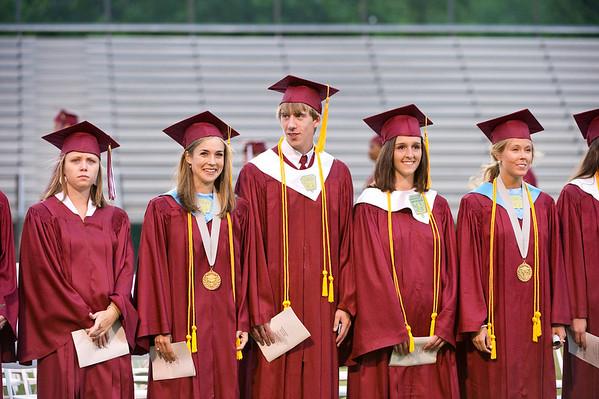 BRHS 2010 Graduation