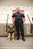 Niko and Steve Vega, Burlingame PD<br /> Man's Vest Friend Charity Event<br /> Petfood Express Dogwash - Redwood City