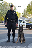 Officer Mike Anderson and Marko<br /> German Shepherd<br /> San Carlos Police Department K-9 Unit