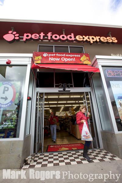 Burlingame Pet Food Express Grand Opening