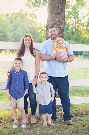 Harden | Family