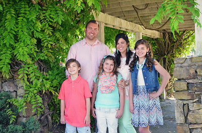 Moore Family Spring 2015