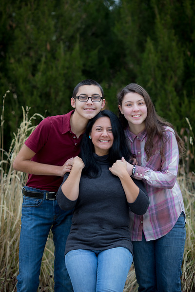 Betsy, Deyla & Dmitri