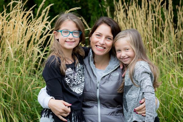 Megan, Lauren & Leah