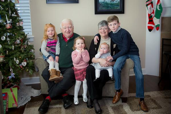 Tom, Kathie & Family