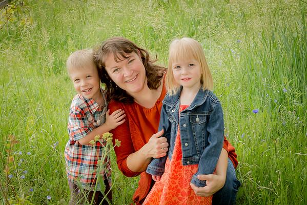 Tracy, Ellie & Alex