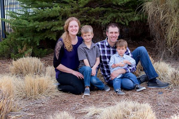 Wesley, Nolan, Chris & Karlyn